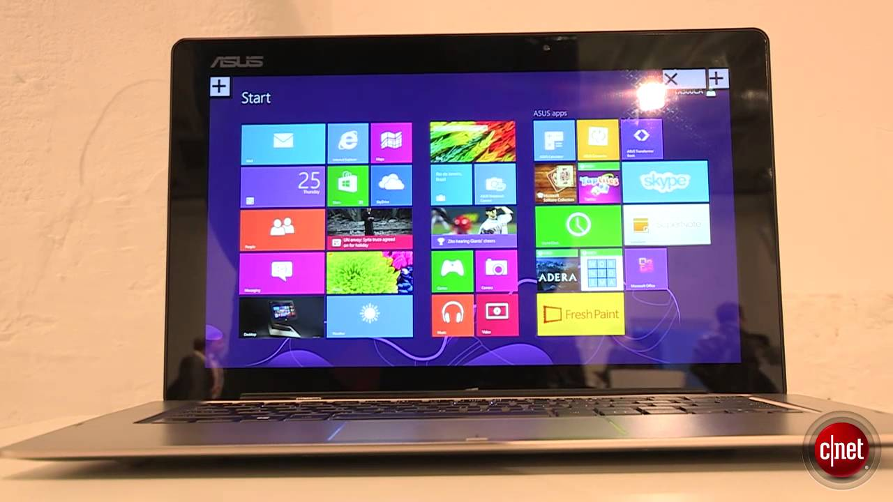 asus transformer book la tablette convertible 13 pouces sous windows 8 youtube. Black Bedroom Furniture Sets. Home Design Ideas