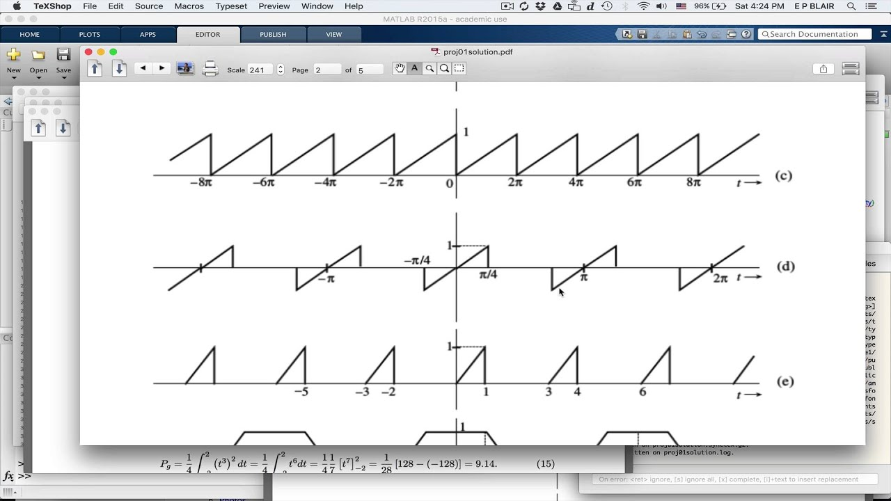 04 Periodic Signals in MATLAB