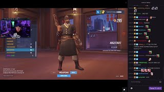 Video Timthetatman Reacts To New Lunar New Year Skins in Overwatch download MP3, 3GP, MP4, WEBM, AVI, FLV Mei 2018