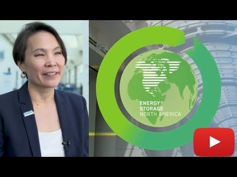 Energy Storage North America 2017