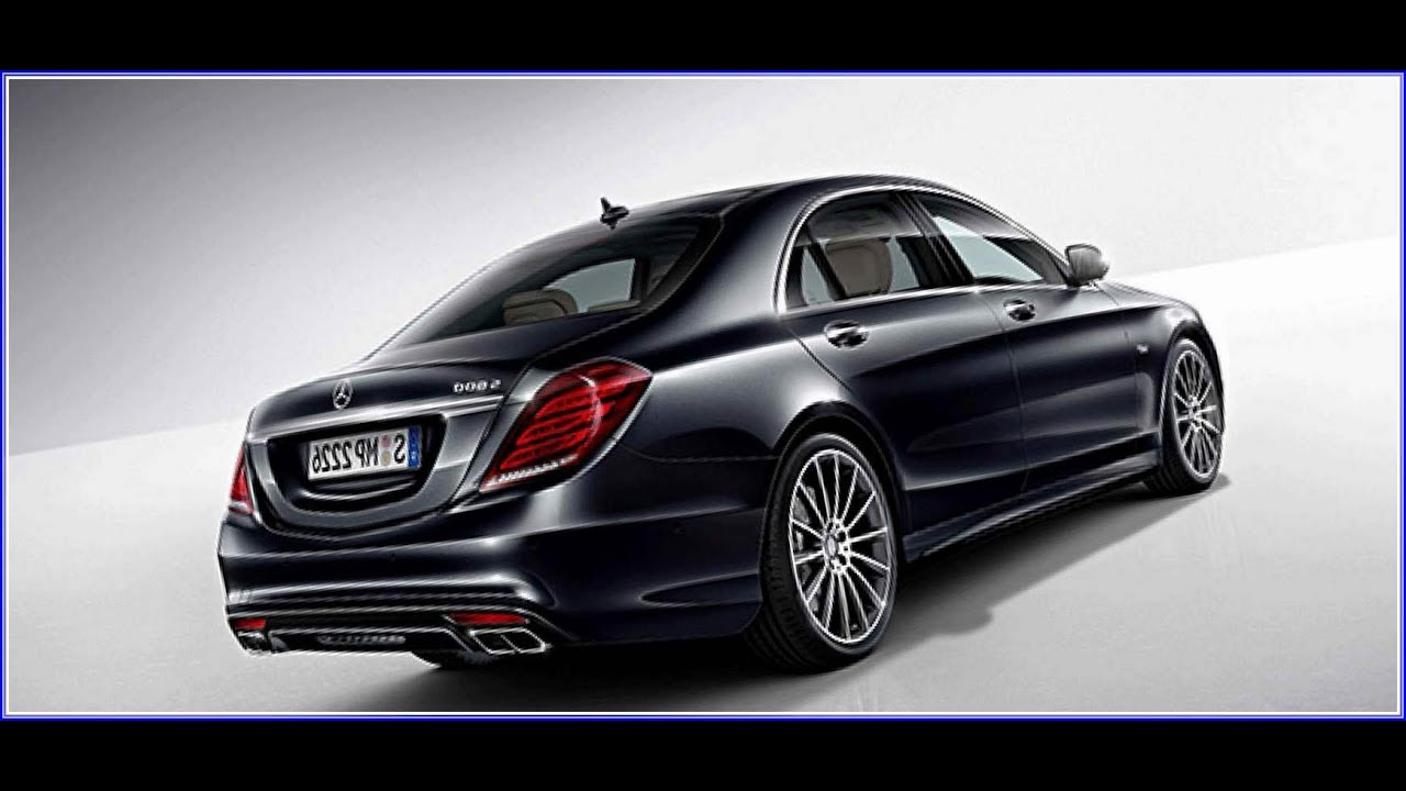 Mercedes s600 2018 v12 twin turbo acceleration and rolling for Mercedes benz s600 v12