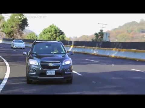 Prueba de manejo Chevrolet Trax LTZ 2015