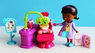 Doutora Brinquedos Disney Junior Doc McStuffins. Em Portugues!!!