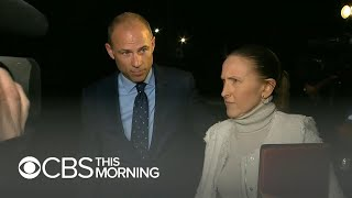 Michael Avenatti speaks out after arrest on suspicion of domestic violence