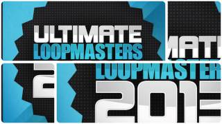 Electro Samples Drum and Bass Loops Garage Sounds - Ultimate Loopmasters - 2013