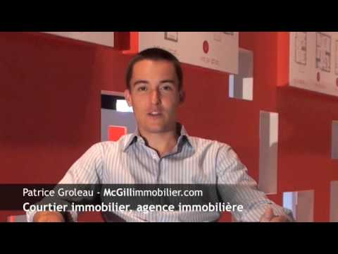 Courtier immobilier agence immobili re blogue video for Agence immobiliere montreal
