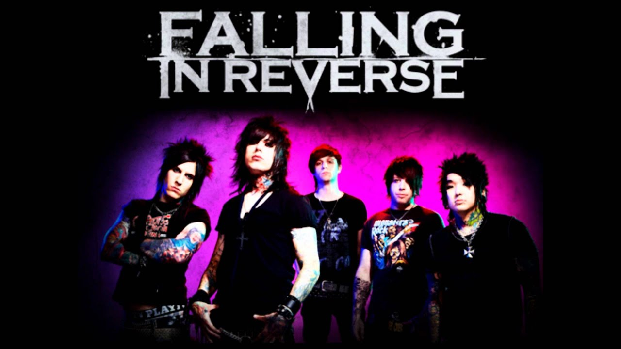 Falling In Reverse- Pick Up The Phone(Lyrics) - YouTube