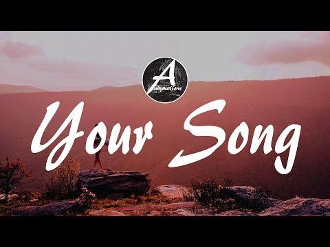 Rita Ora - Your Song (Cheat Codes Remix)(Lyrics / Lyric Video)