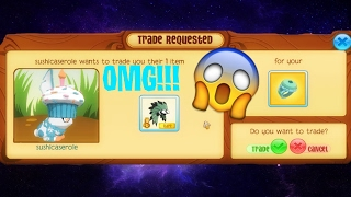 Trading Attempts: First Glitched Ring!  | Animal Jam