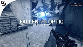 ECS Season 4: FalleN vs OpTic