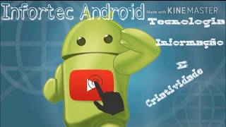 vinheta do canal infortec android