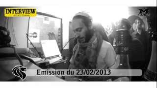 MFAMILY SHOW #11 GUEST Calaloo Sound System 23/02/13 (BLB RADIO) {LIVE SESSION PART}