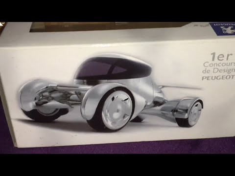 Peugeot Moonster Concept 143 Youtube