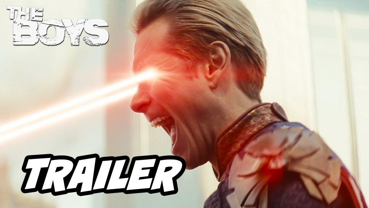 Download The Boys Season 3 Teaser Trailer - Jensen Ackles Marvel Avengers Easter Eggs Breakdown