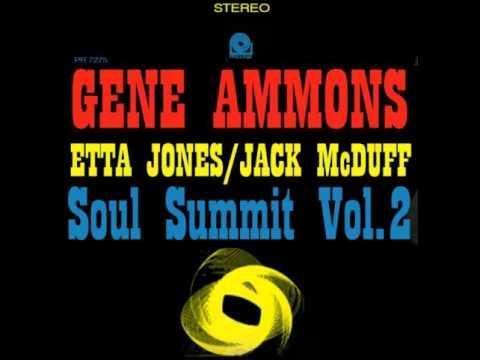 Gene Ammons and Sonny Stitt - Scram (Leonard Feather)