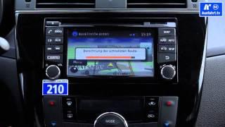 MobileGeeks Tech-Check: Nissan Pulsar - Infotainmentsystem