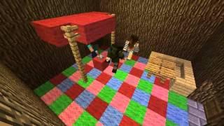 Weekend- Ona tańczy dla mnie  Teledysk Minecraft