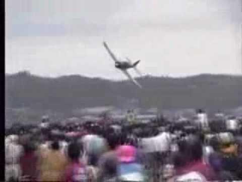 Mitsubishi A6M Zero airshow
