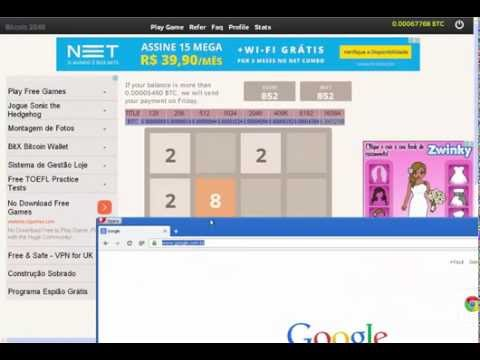 Bitcoin 2048 Game Hacker Bitcoin Free