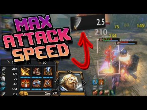 Smite: Max Attack Speed Thor - BOP SO FAST YOU DIDN'T EVEN KNOW YOU WERE BOPPED