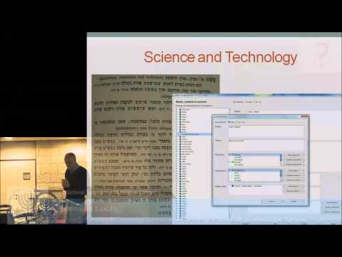 PESHAT - Premodern Philosophic and Scientific Hebrew Terminology in Context: An Online