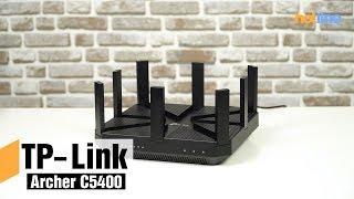 TP Link Archer AC5400 — обзор флагманского маршрутизатора