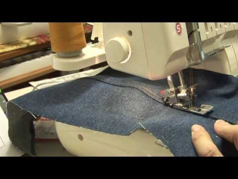 how-to-make-denim-jean-seams-with-singer-professional-5-serger-model-14t968dc