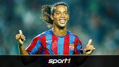Barcas neue Hoffnung: Wie gut war eigentlich Ronaldinho? | SPORT1