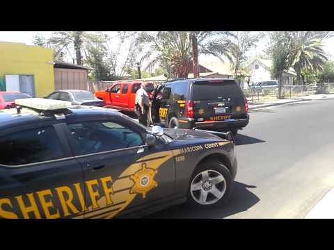 What happens in Guadalupe - MSCO 'traffic stop' , April 2013