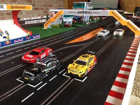 Carrera Slot Race 1/32 – Contidrom