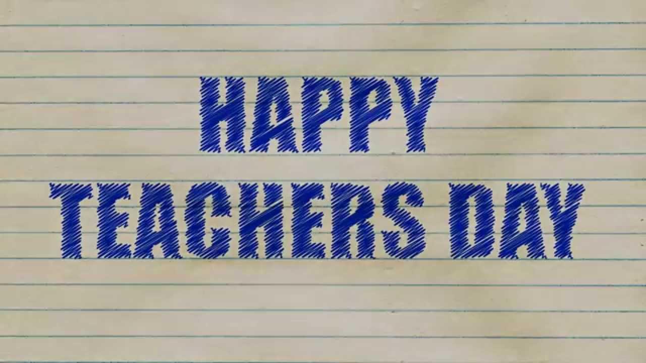 Happy teachers day by manisinghcreation youtube spiritdancerdesigns Choice Image