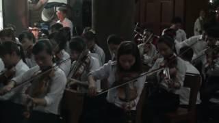 hội nhạc nhẹ giáo xứ hai giáp hòa tấu bài mẹ nguồn cậy trông hay nhất mozart  (2016 최고의 운명 교향곡)