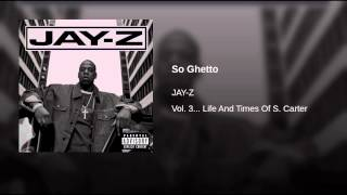 So Ghetto (Explicit)