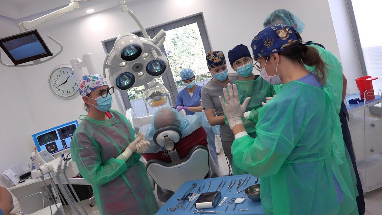 Practiculum Implantologii Sezon XA Sesja 5 zabieg 5