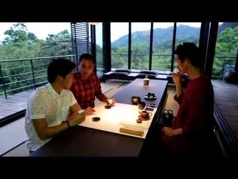 Weird Travellers Tamsui, Taiwan ทางช่อง 9 อสมท. Modern 9 TV