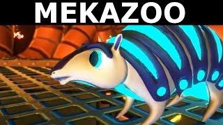 Mekazoo Gameplay - PC Walkthrough (Steam Indie Platformer Game 2016) (No Commentary)