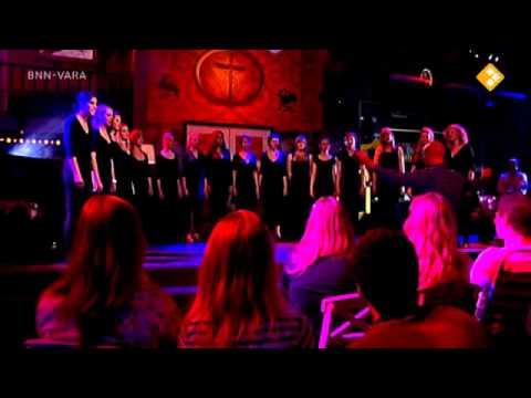 Scala & Kolacny Brothers Performing 'Creep' live on the MaDiWoDoVrijdag