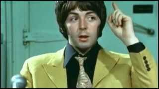 Paul McCartney Stoned Out Of His Mind In Interview