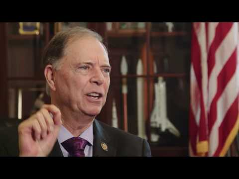Congressman Bill Posey - Fight for Space Interview Segment