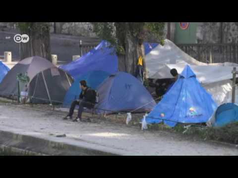 Francia: sobrevivir en las calles   Enfoque Europa