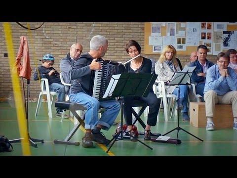 SOUND Installation Accordion Flute Experimental music - Sound art - Arte sonoro