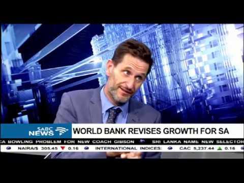 World Banks SA growth forecast: Sebastien Dessus