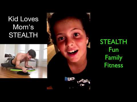 Kid Loves STEALTH CORE TRAINER