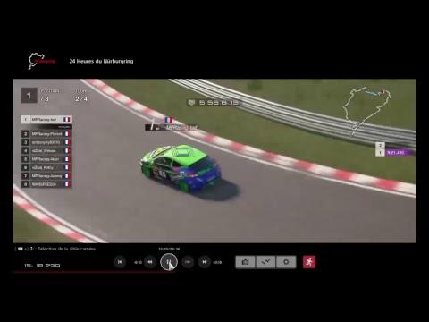 Gt4 interlagos gt sport France / MPRacing-ted