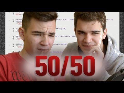 THE 50/50 CHALLENGE!! w/ GP