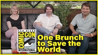 One Brunch to Save The World - How Would The Future in Film Look Using Real Science? thumbnail