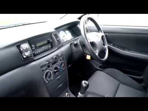 Kiwi New Manual Toyota Corolla from Rockstar Cars Devonport