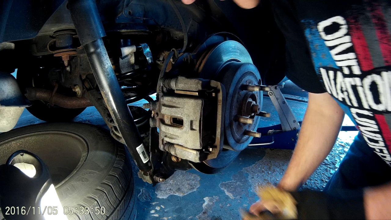 Ford Edge Rear Brakes Part