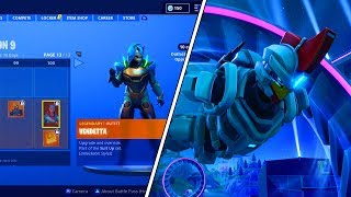Fortnite Went Sicko Mode + Season 9 Battle Pass Reaction! (Fortnite New Update)