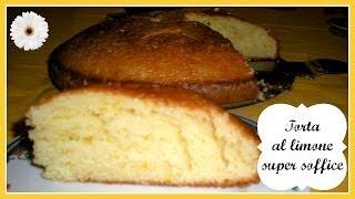 Torta Soffice Al Limone | Il Cibo Delle Coccole